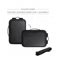 AUTHENTIC BOBBY BIZZ THE BEST BUSINESS BRIEFCASE