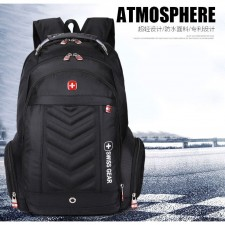 16 inches Laptop Backpack High Quality Swiss Gear School Bag Travel Backpack Hiking Bag