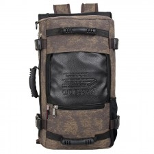 3 Way Canvas Backpack