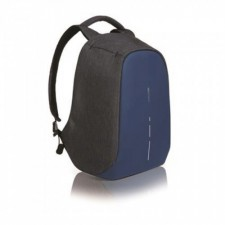 Anti Theft Cut Proof Backpack (Diver Blue)