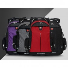 Large Capacity Backpack 17 inches Travel laptop School Bag