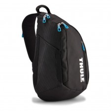 New Fashion Crossover Sling Pack - Black