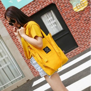 Women's Casual Canvas Sling Bag