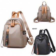 Women College High School For Teenager Girl Casual Travel Backpack