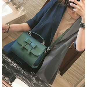 Big Sling Bag Fashion Ribbon Cute Handbag Bag
