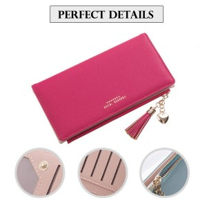 Forever Young Sunny Women's Purse Zip Purse Woman Long Wallet