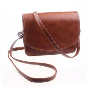 Simple Messenger Sling Bag Casual Shoulder Bags