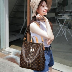 Grand Star Shoulder Backpack Bag Beg Travel Tote Pack Women Leisure Casual Outing