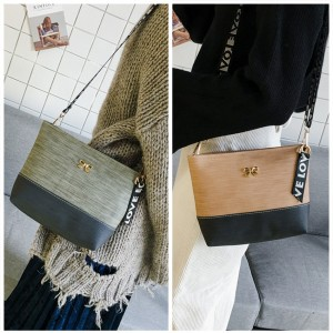 Ribbon Designer Sling Bag Women Shoulder Beg Tangan Bags Cute
