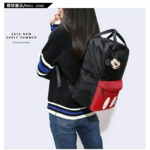 Mickey Backpack Mickey Mouse School Backpack