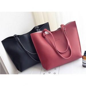 Orkid 2 IN 1 Beg PU Set Purse Shoulder Bags Casual Sling Bag