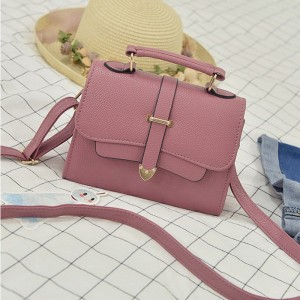 Casual Simple Casual Sling Shoulder Messenger Handbag