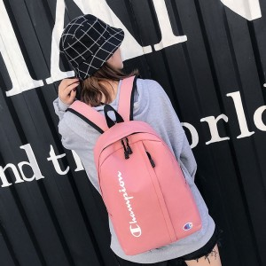 Champion Fashion Trend Casual Travel Unisex Backpack Bag