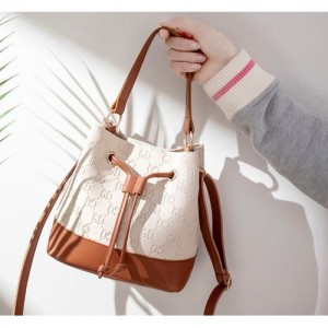 GD Bucket Sling Bag Shoulder Handbag