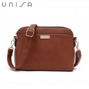 New Fashion UNISA Faux Leather Sling Bag