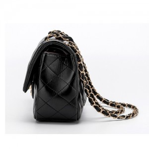 Classic Flap Bag Quilted Chain Sling Bag Crossbody Bag