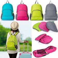 Hiking Ultra Light Compact Foldable Waterproof Travel Backpack