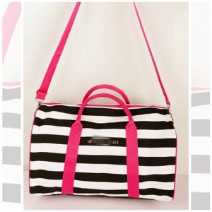 VC Secret Travel Luggage Handbag Cute Bag Shoulder Tote Beg