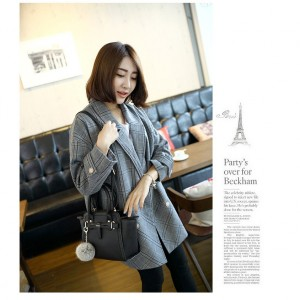 Kstyle 9122 Elegant Korea Favorite Fashion Premium Pu Sling Bag Shoulder Bag