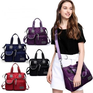 Maya Package New style nylon cloth bag women's bag Mother bag