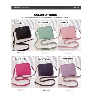 KS Cross Body Sling Bag Women Bag Beg Tangan Wanita