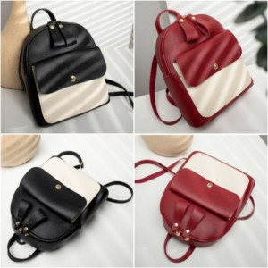 Korea Backpack Women Bag Shoulder Bag Handbag Beg Tangan Wanita