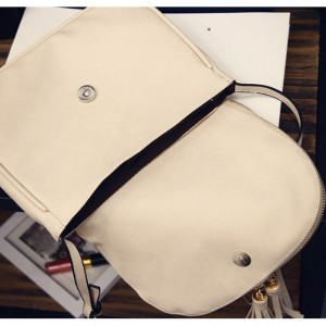 Korean Style Women PU Leather Sling Bag Beg Tangan Wanita