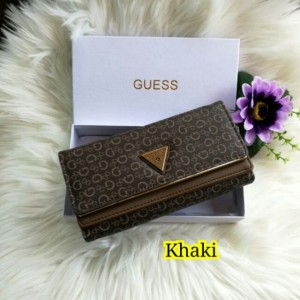 WOMEN PURSE LONG WALLET GUESS DOMPET PANJANG WANITA