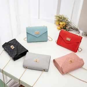 Simple V69 Women's Sling Bag Handbag Bags Shoulder Travel Beg Tangan Wanita