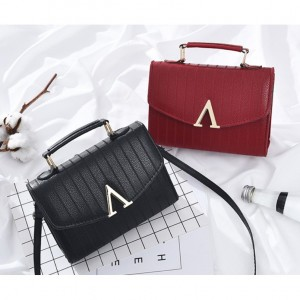 VOLI Handbag Sling Pu Leather Cute Small Bag V Beg Tangan