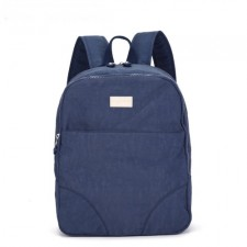 New Fashion Crinkled Nylon Small Backpack