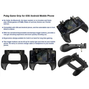 PUBG Game Controller GamePad Shooter for Android iOS