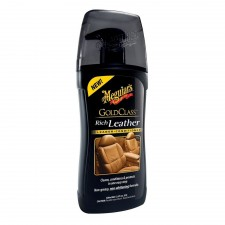 Meguiar's G-17914 Gold Class Rich Leather Cleaner & Conditioner Gel 400ml /13oz