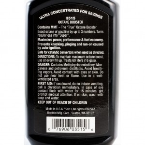 BARDAHL OCTANE BOOSTER ULTRA CONCENTRATED 148ML