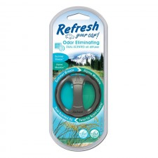 REFRESH YOUR CAR - SUMMER BREEZE & ALPINE MEADOW DUAL DIFFUSER