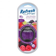 REFRESH YOUR CAR MIXED BERRIES - DIFFUSER