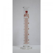 Glass Measuring Cylinder Round Base (5ml - 100ml)