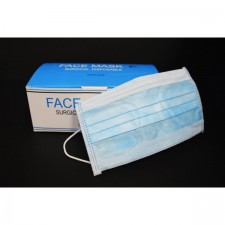 Surgical Face Mask 3-Ply (Ear Loop) 50PCS