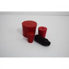 Rubber Stopper Solid Lab Use No.125