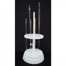 PP Glass Pipette Stand (44 Holes)
