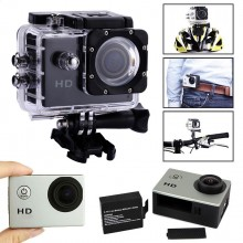 1080 FULL HD Action Camera Waterproof Sport Camera 12MP 30M