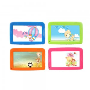 """Ewing 7"""" 8GB Quad Core Dual Camera Wifi Android4.4 Kids Tablet"""
