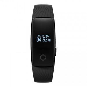 ID107 BT4.0 Heart Rate Monitor Smartband Fitness Tracker