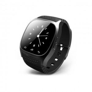 R Watch M26 Smart Watch - Rwatch Black