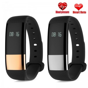 M4 Dynamic Blood Pressure Heart Rate Monitor Fitness Smart Band