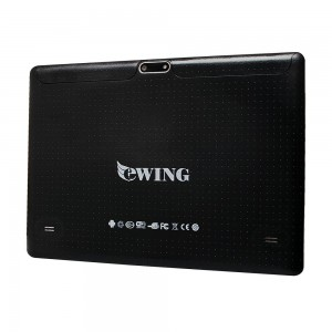 """Ewing 10.1"""" A33 16GB Wifi Dual Camera Android4.4 Tablet"""