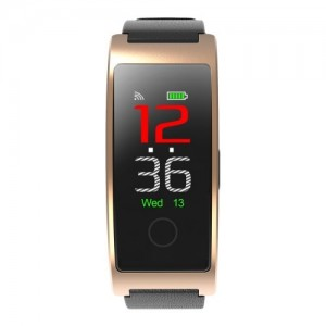 CK11C Blood Pressure Heart Rate Monitor IPS Color Screen Bluetooth Smartband