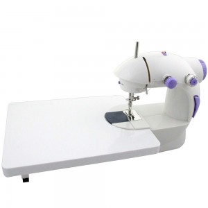 4 in 1 Mini Sewing Machine (Purple)