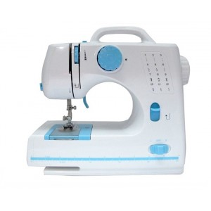 Expert Sewing Machine 505 PRO 12 sewing option - Light Blue