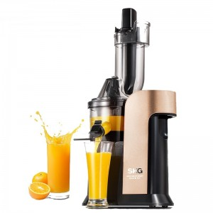 SKG A9 Multifunction ExtraLarge 75MM WholeMouth 4th Generation Slow Juicer